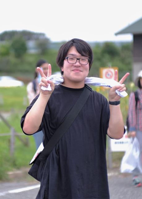 田岡君です